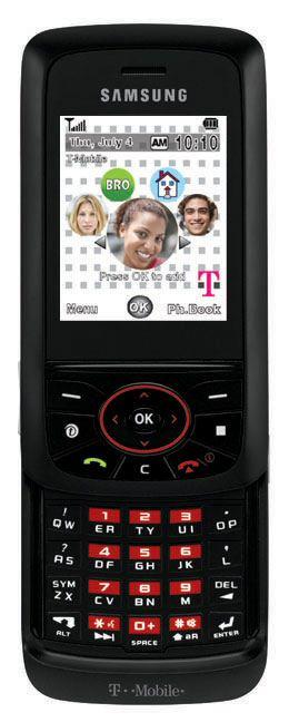 Samsung T729 Blast phone photo gallery  official photos