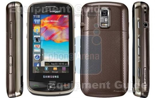 Samsung Rogue U960 spotted  Verizons Glyde 2   SlashGear