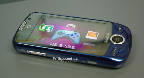 Samsung SCH W960 AMOLED 3D Phone Gets Pictured Live   GSMDome