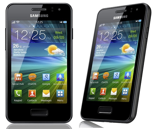Samsung Wave M Price in India  Features and Specifications