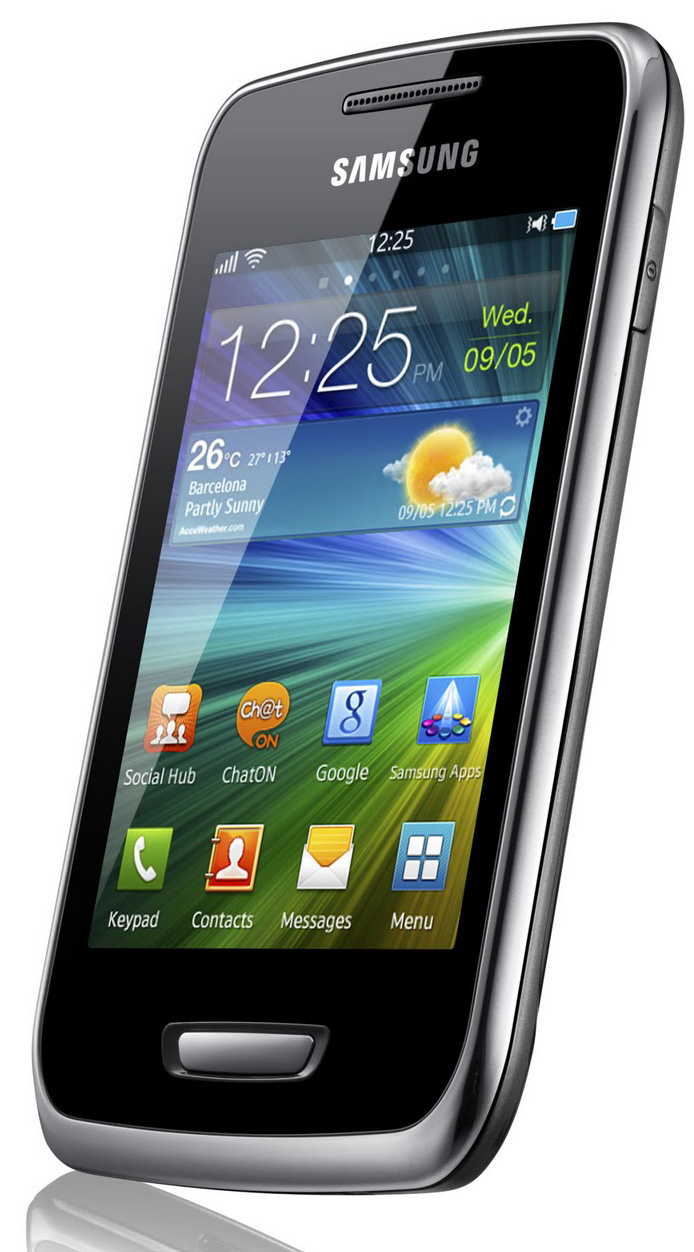 Samsung Wave Y S5380   Specs and Price   Phonegg