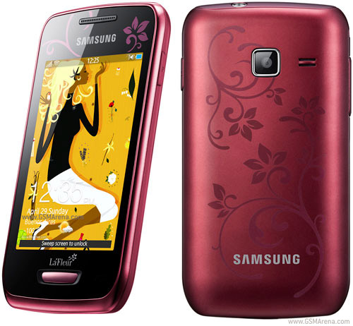 Samsung Wave Y S5380 pictures  official photos