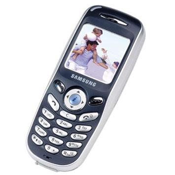 Samsung X100 phone photo gallery  official photos