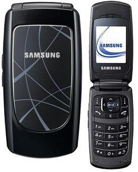 Samsung X160 phone photo gallery  official photos