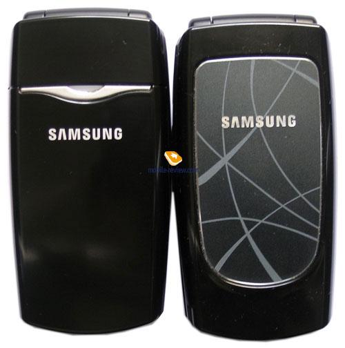 Mobile review com Review of GSM handset Samsung X210