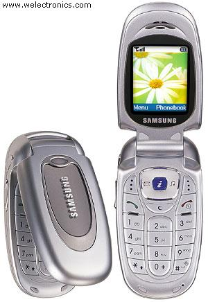 www welectronics com   Samsung Sgh X480 X 480 Buy Sell Unlocked