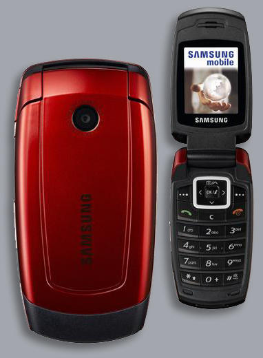 SAMSUNG SGH x510 RED x 510 RED TRIBAND GSM MOBILE PHONE UNLOCKED
