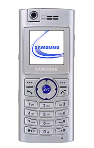 Samsung SGH X610 Specifications