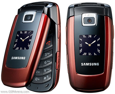 Samsung Z230 pictures  official photos