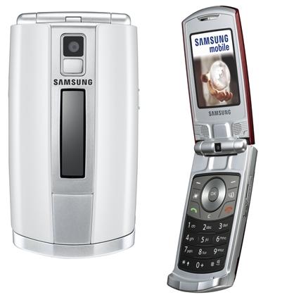 Samsung Z240 phone photo gallery  official photos