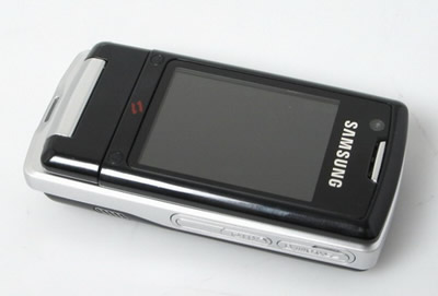 Samsung Z710 Cellular Phone Reviewed