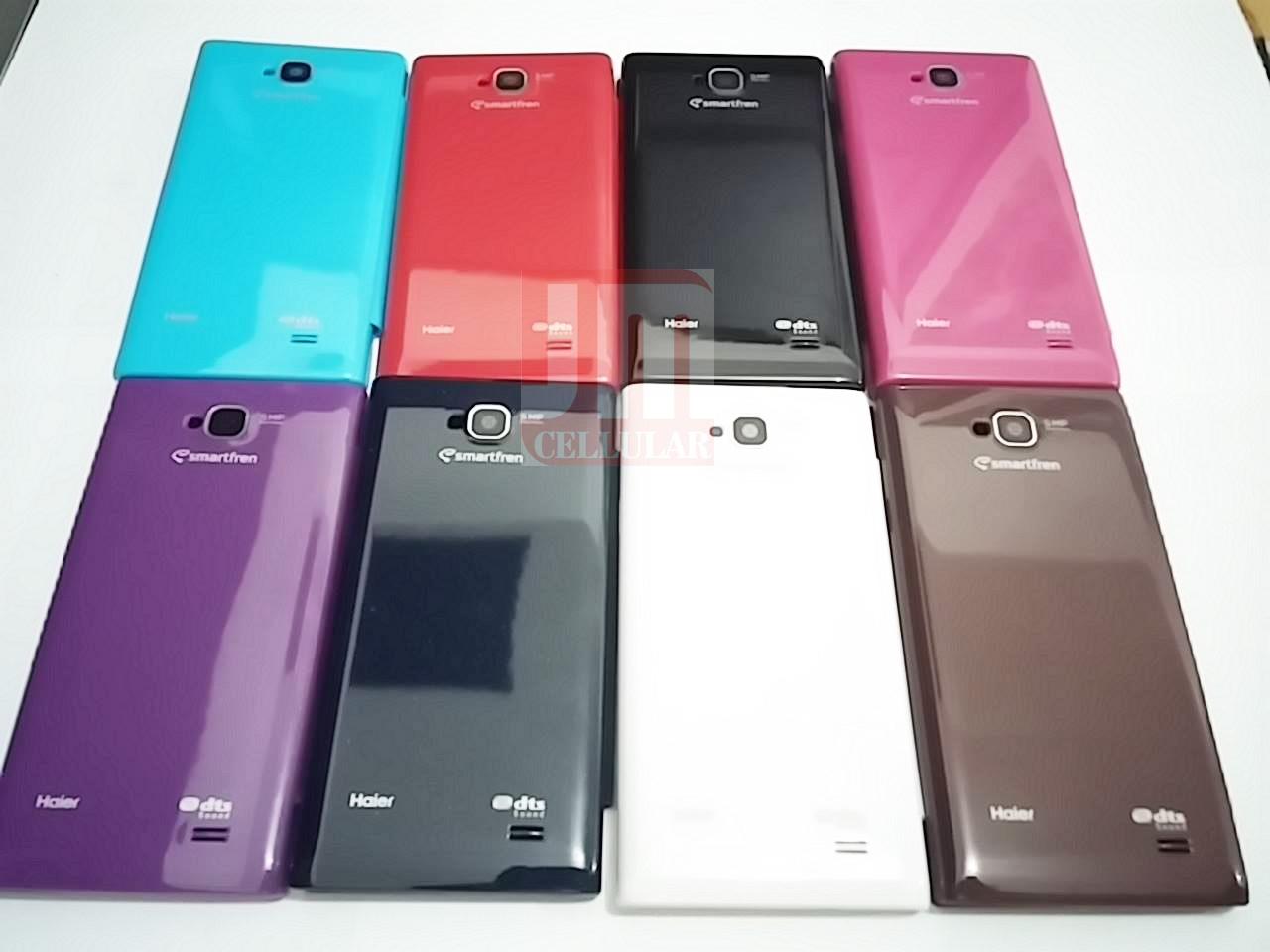 Jual Case Flip Cover Polos   Smartfren Andromax I3s   JM Cell