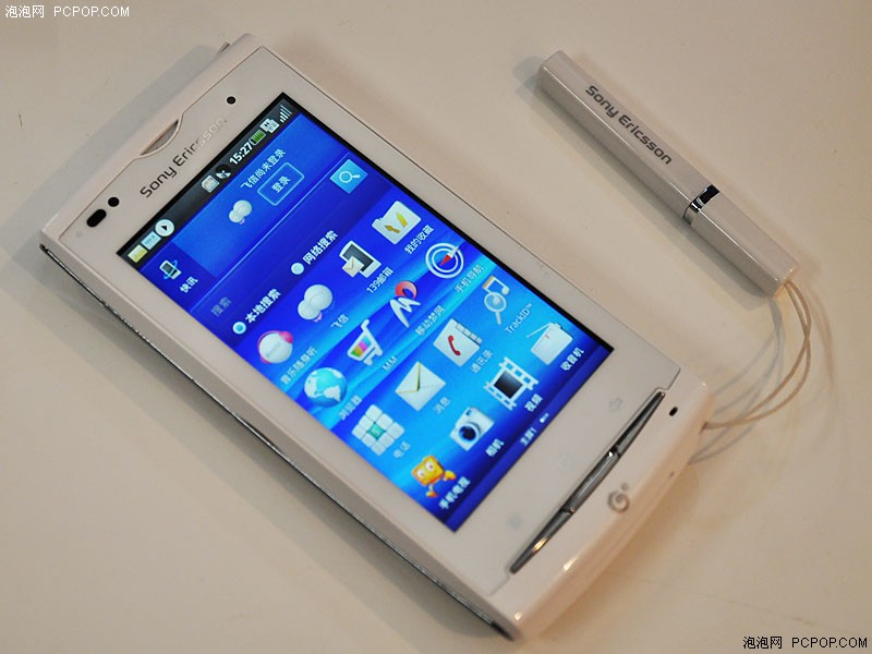 First Sony Ericsson TD SCDMA Phone A8i for China Mobile   SlashPhone