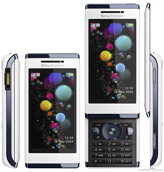 Sony Ericsson Aino pictures  official photos