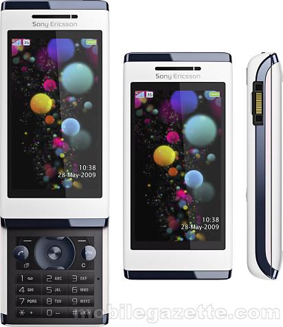 Sony Ericsson Aino   Mobile Gazette   Mobile Phone News