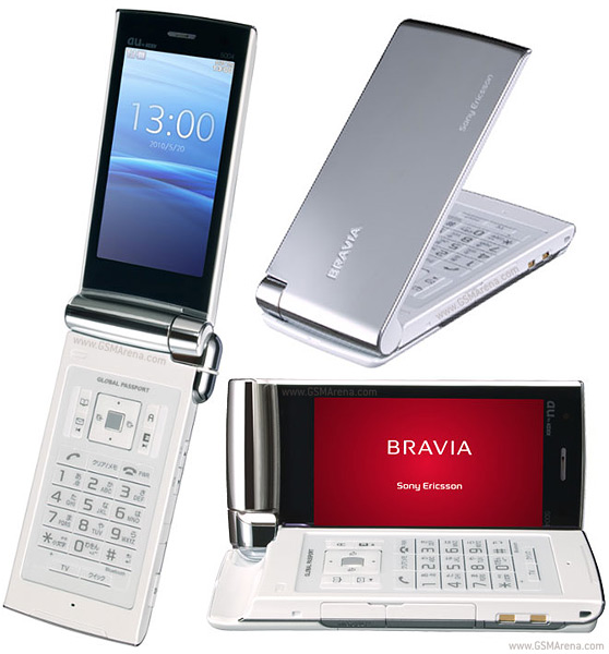 Sony Ericsson BRAVIA S004 pictures  official photos