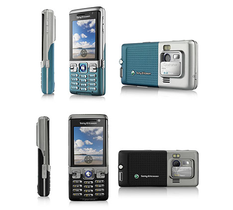 Sony Ericsson launches C702 and C902 Cyber