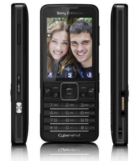 Sony Ericsson C901   Full phone specifications