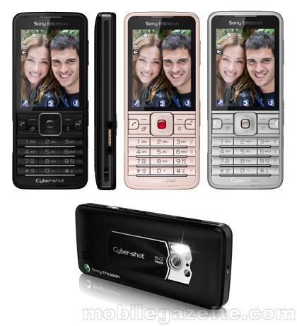 Sony Ericsson C901 Preview   Mobile Gazette   Mobile Phone News
