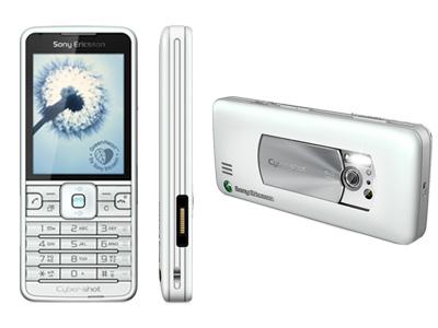 Sony Ericsson C901 GreenHeart mit Vertrag T Mobile D1 Vodafone D2
