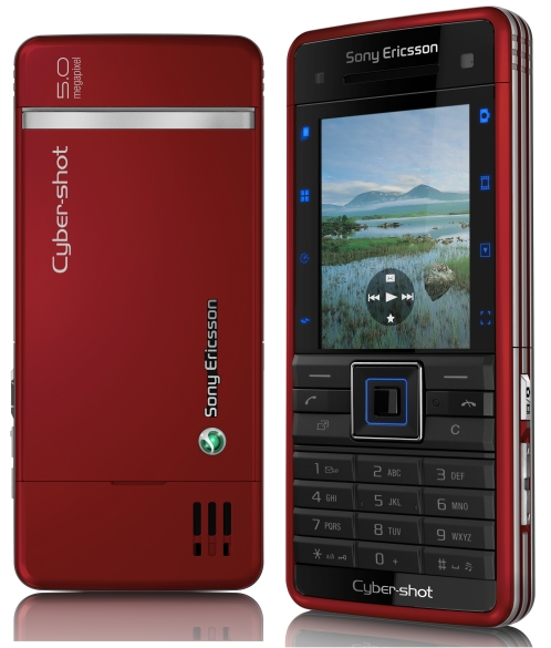Sony Ericsson launches C902 C702 Cyber shots   SlipperyBrick