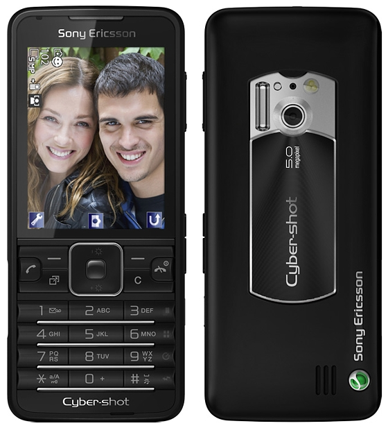 Sony Ericsson C903 and C901 Cyber shot phones officially unveiled