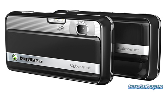 Sony Ericsson C903   LetsGoDigital