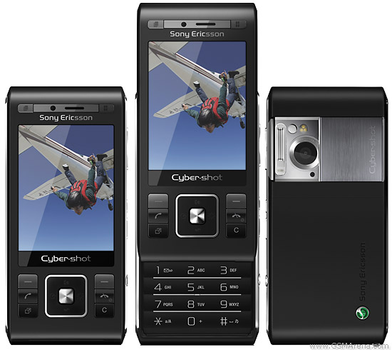 Sony Ericsson C905 pictures  official photos