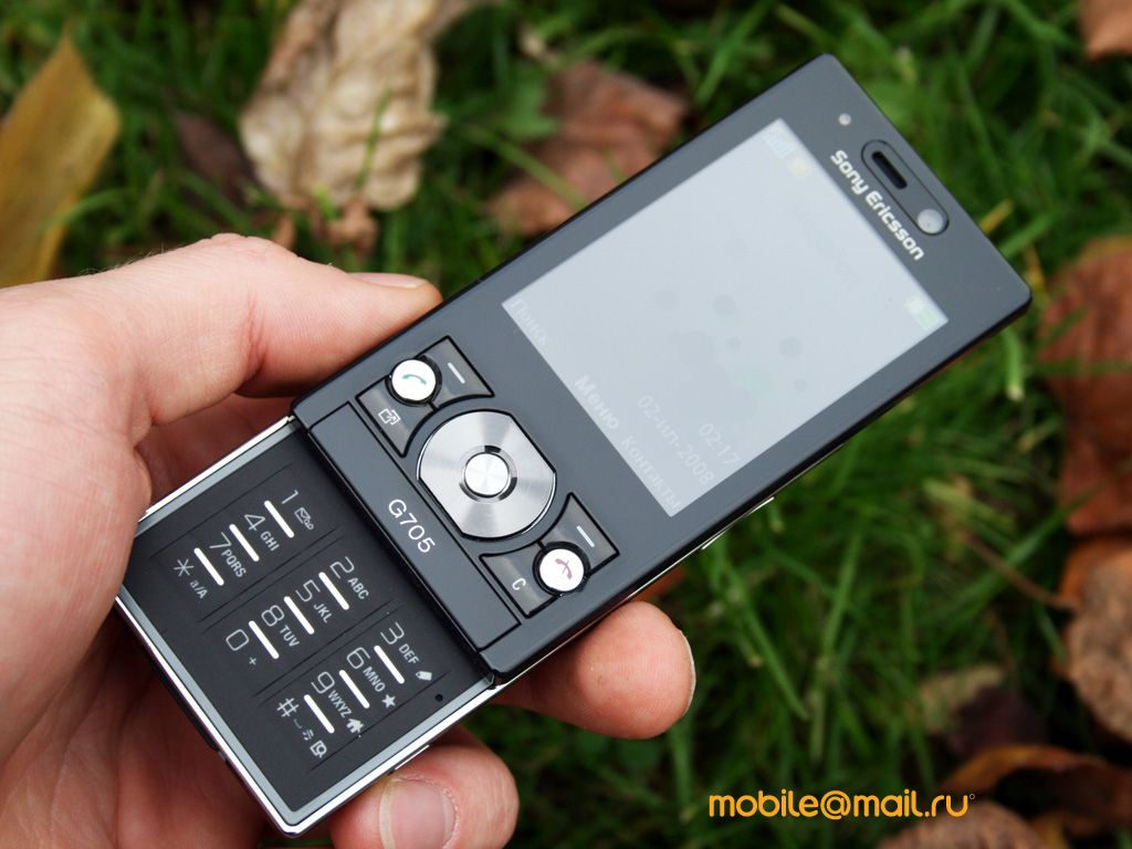 Sony Ericsson G705 Pictures   Daily Mobile