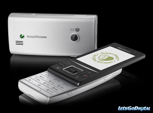 Sony Ericsson Hazel   LetsGoDigital