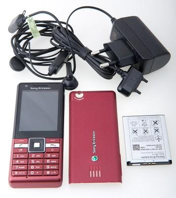 Sony Ericsson J105 Naite REVIEW SPECIFICATIONS  HANDPHONE HP MERK