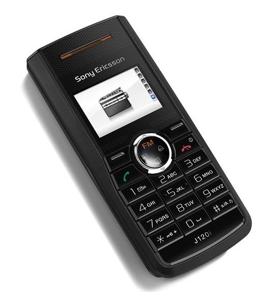 Sony Ericsson K200  K220  J110 and J120 announced