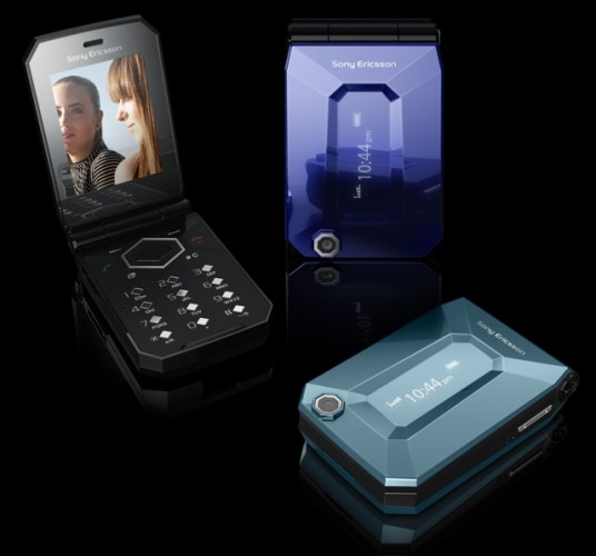 Sony Ericsson Jalou and DG limited edition fashion phone debuts