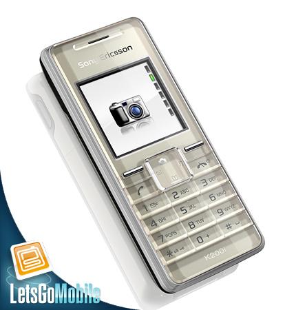 Sony Ericsson K200 K220 LetsGoMobile
