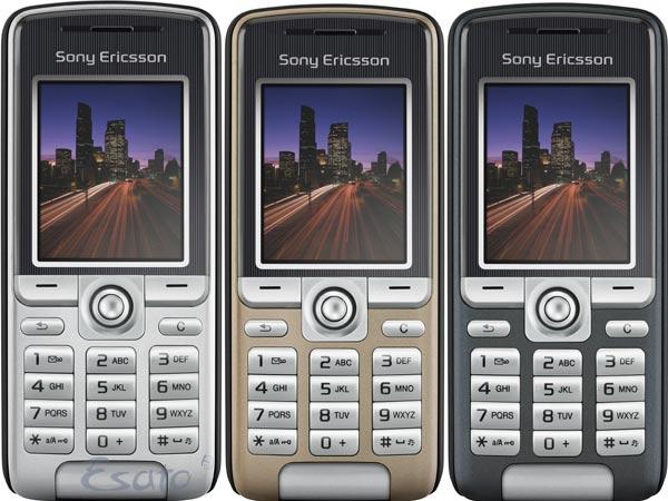 Sony Ericsson Announces the K320i   Esato