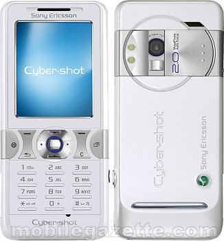 Sony Ericsson K550i and K550im   Mobile Gazette   Mobile Phone News