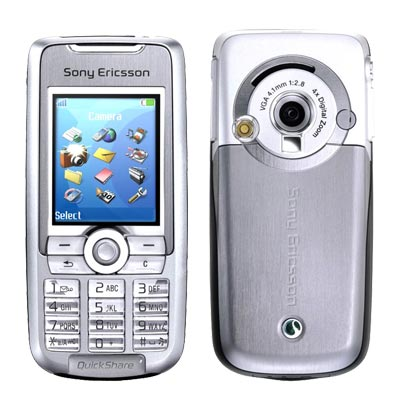 Sony Ericsson K700 phone photo gallery  official photos