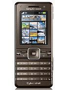 Sony Ericsson K770   Full phone specifications