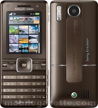 Sony Ericsson K770i   Mobile Gazette   Mobile Phone News