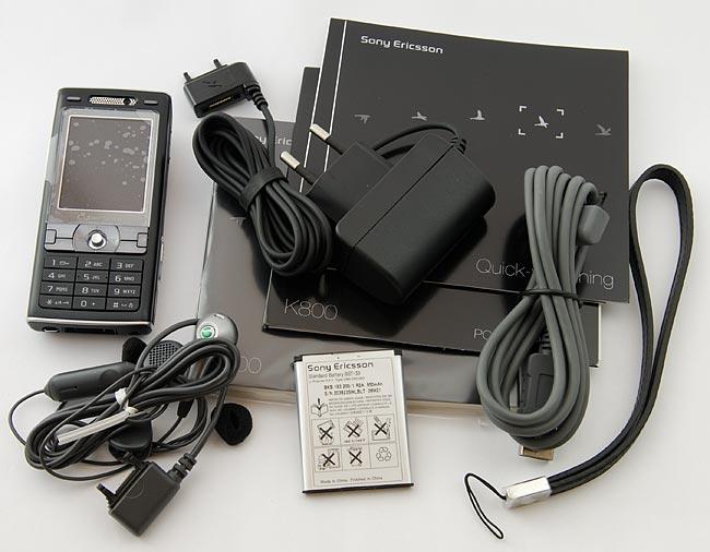 Sony Ericsson K800i Cyber shot review   Esato