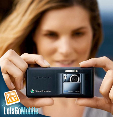 Sony Ericsson K810 LetsGoMobile