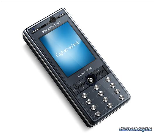 Sony Ericsson K810   LetsGoDigital