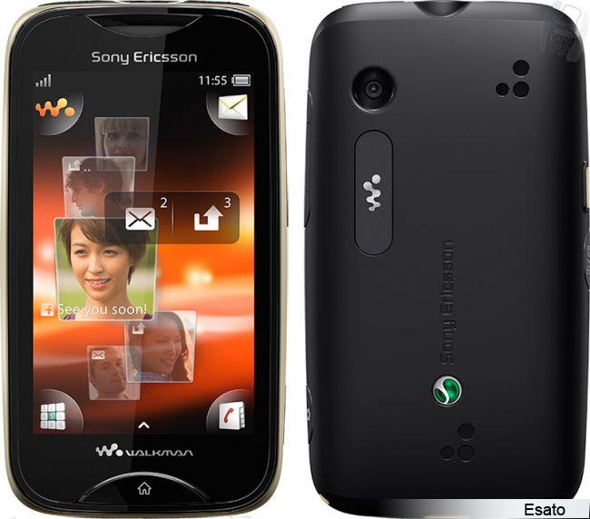 Sony Ericsson Mix Walkman picture gallery