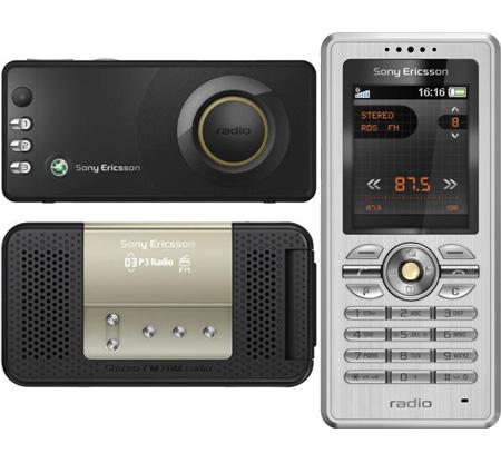 sony ericsson r300 radio phone   Techparadoss Blog