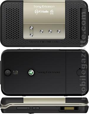 Sony Ericsson R306 Radio  R306i   R306a   R306c    Mobile Gazette