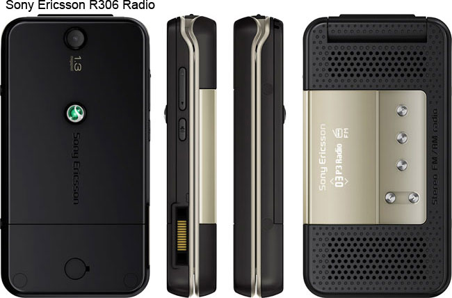 Sony Ericsson announces The R300 Radio and R306 Radio for emerging