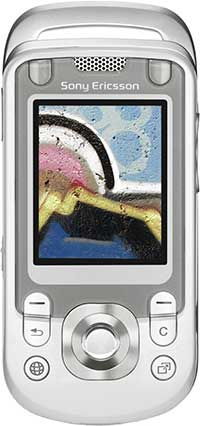 Sony Ericsson S600 specifications and reviews