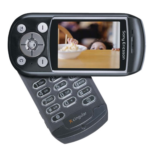 Sony Ericsson S710 phone photo gallery  official photos