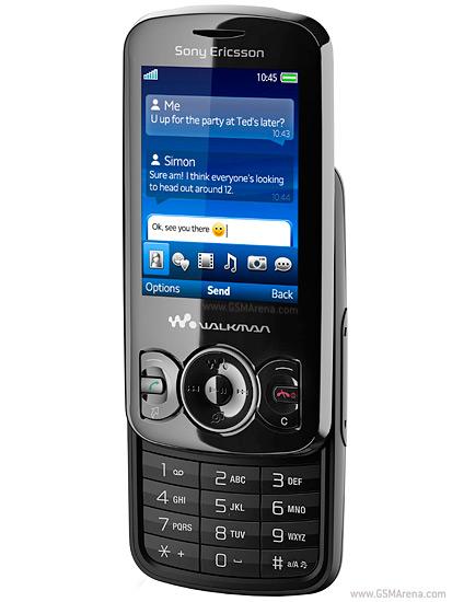 Sony Ericsson Spiro   Full phone specifications