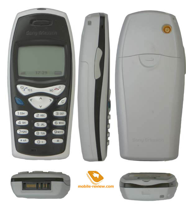 Mobile review com Review SonyEricsson T200